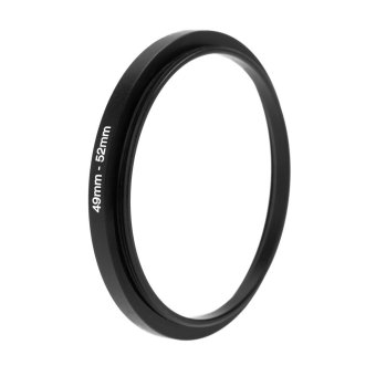 49-52mm Metal Step Up Adapter Ring 49MM Lens to 52MM Accessories(Intl)