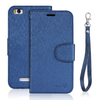4c/mi4c flip-men and women New style leather cover phone case