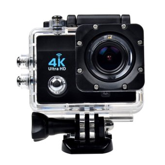 4K Ultra SJ9000 16MP Wifi Waterproof Sport Action Camera (Black)