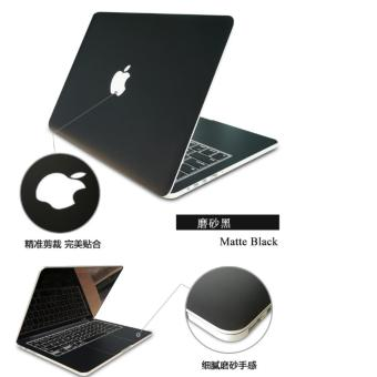 5 in 1 Full Body Cover Laptop Decal Stickers Case For Apple Macbook Air 13 Inch