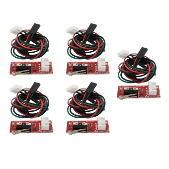 5 PCS RAMPS 1.4 Mechanical Endstop Switch with Cable for 3D PrinterMakerbot Prusa Mendel RepRap CNC Arduino Mega 2560 1280 - intl