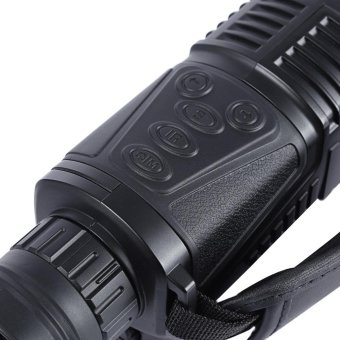 5 X 40 Infrared Digital Night Vision Telescope High MagnificationWith Video Output Function(Black) - intl - 4