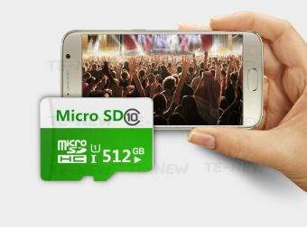 512GB Calss10 Micro memory SD card with Adaptor - intl - 2