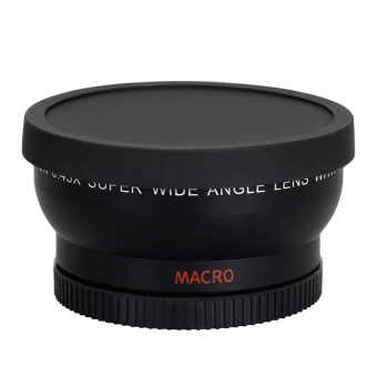 58mm 0.45X Wide Angle Lens for Canon EOS 1000D 1100D 500D Rebel T1iT2i T3i