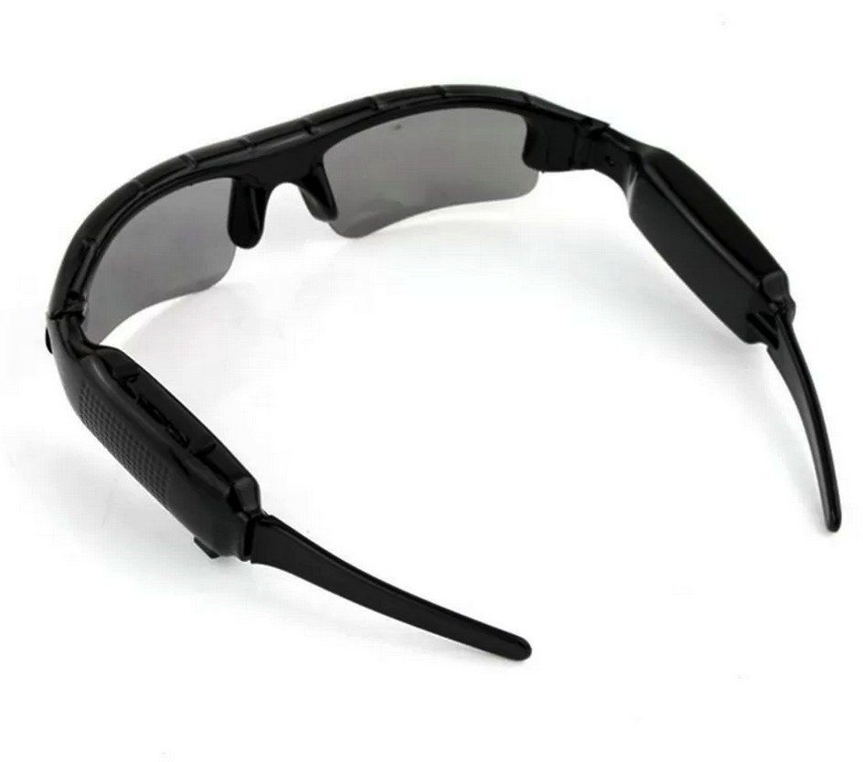5MP Eyewear Spy Camera (Black)
