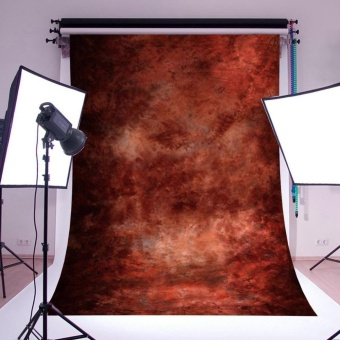 5x7FTAbstract Brown Studio Photography Backdrops Prop PhotoBackground - intl - 2