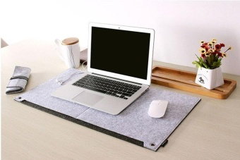 63x33cm Felts Table Mouse Pad Office Desk Computer PC Pads 2 layers