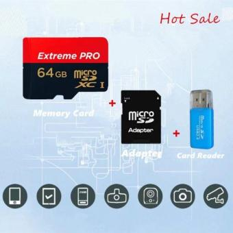 64GB Micro SD Card Class 10- 80MB/s - intl Price Philippines