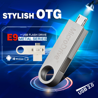 64GB OTG usb flash drive/Creativo Pendrive/Memory Stick Mobilephone OTG for Samsung Android Phone - intl Price Philippines