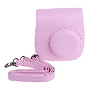 7 in 1 Instant Film Camera Accessories Bundles for Fujifilm InstaxMini 8(Pink) - intl - 3
