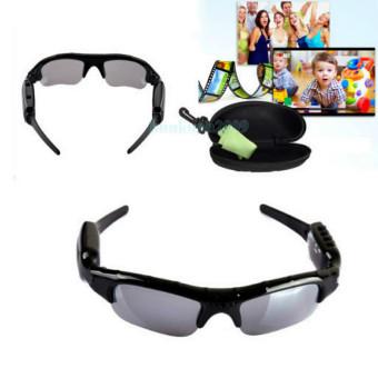 720P Spy DV DVR Video Audio Recorder Sunglasses Glasses Hidden Camera Eyewear - intl - 2