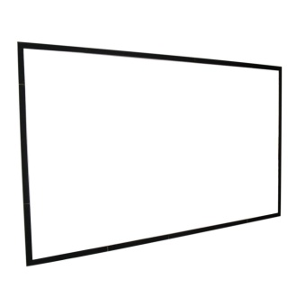 """72"""" Wall Projector White Screen"""