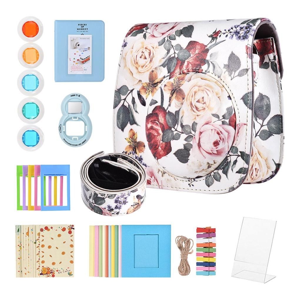Philippines 8 In 1 Accessories Kit For Fujifilm Instax Mini Camera 8s One Piece