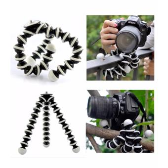 9 inches Large Octopus Flexible Tripod Stand Gorillapod for Gopro, Canon,Nikon, Sony, DSLR, Action Camera