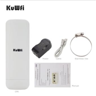 900Mbps 5.8G Wireless CPE Router Outdoor WIFI Repeater WIFIExtender - 3