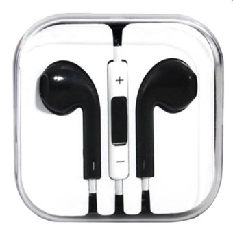 94dB Model Stereo Earphone for iPhone (Black)