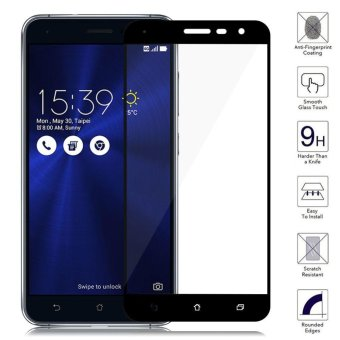 9H 2.5D Premium Tempered Glass Screen Protector Film For Asus Zenfone 3 Max(ZC553KL) - intl