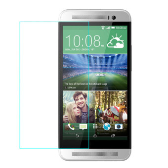 9H Tempered Glass Screen Protector For HTC M8