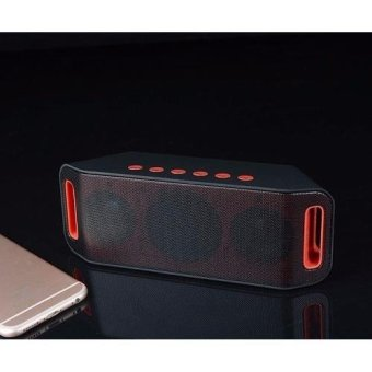 A-K Excellence S208 Ultra Bass Portable Bluetooth Dual Speakers