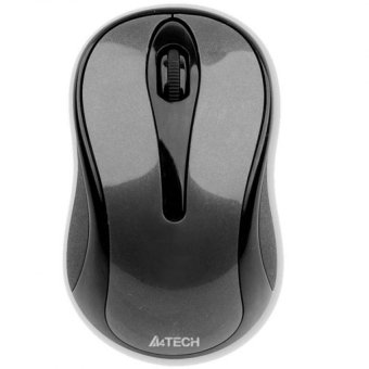 A4 Tech G3-280N-1 Wireless Optical Mouse (Glossy Grey) Price Philippines