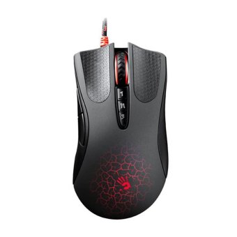 A4Tech A90 Bloody Wired Optic Micro Switch Gaming Mouse and A4Tech B-081 Bloody Mousepad - picture 2