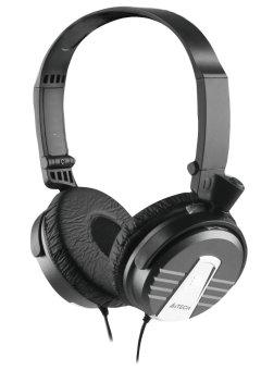A4Tech NC-100-1 Noise-Cancelling Headphones (Black)