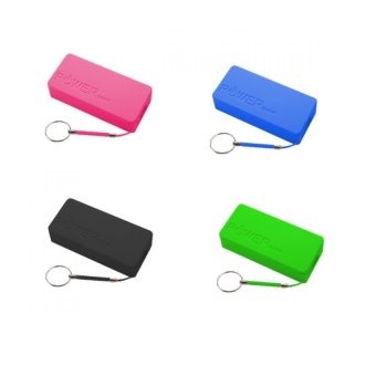 A5 5600 mAh Powerbank Set of 4 (Multicolor) - picture 2