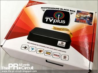 Abs-Cbn Tv Plus Black Box - 2