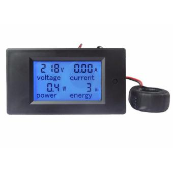 AC 4 in 1 Meter, Power, Voltage, Current, Watt-hour Meter with Coil Price Philippines