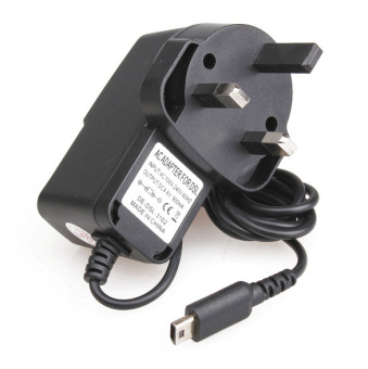 AC Adapter UK Travel Charger for Nintendo DS Lite NDSL