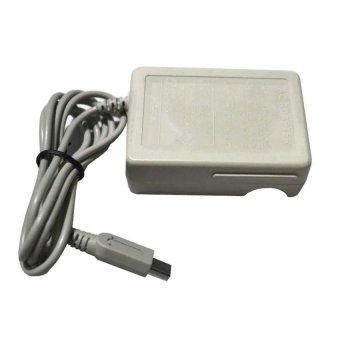 AC Adaptor for Nintendo 3DS / 3DSXL / New 3DS / New 3DS XL / DSi(Gray)
