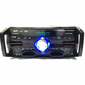 Ace AV-12HE Professional Super Power Amplifier (Black)