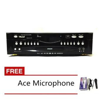 Ace MIDI-4500 Karaoke DVD Player with Games and Radio