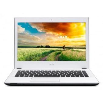 "Acer Aspire E5-473G-51D6 4GB Intel Core i5-5200U 14"" Windows 10 Gaming Laptop (Cotton White)"