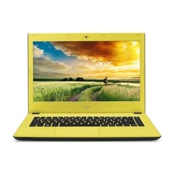 "Acer E5-473G-38DQ 14"" Core i3 4GB Windows 10 (Tropical Yellow)"