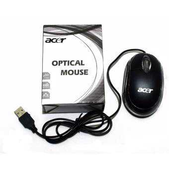 ACER Optical Usb Wired 1200dpi Mouse Mice For Pc and laptop