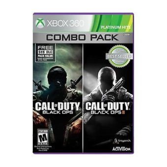 Activision Call of Duty Black Ops Combo Pack for Xbox 360