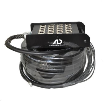 AD 30m 12x4 Snake Cable