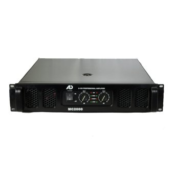 AD MC2000 Series Professional Amplifier Price Philippines
