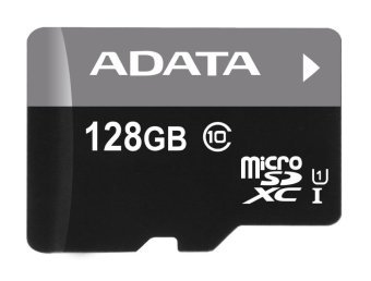 Adata TF/SD Card Memory Card Class 10 128GB