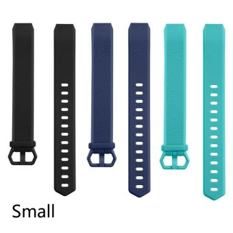 Adjustable Replacement Wristband Strap for Fitbit Alta HR(3pack) -intl