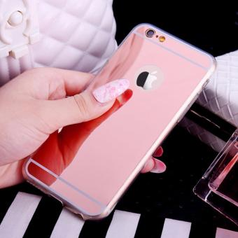 Advent Luxury Mirror Flash Fashion Soft TPU Case For iPhone 6Plus/6S Plus Price Philippines