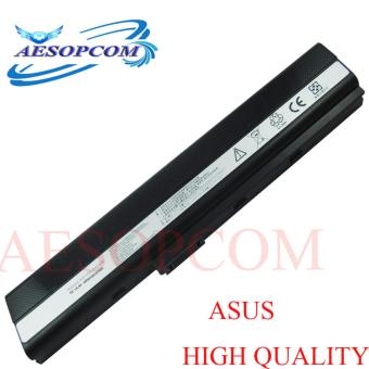 AESOPCOM Laptop Battery for Asus K42 K42J K42F X42 K42D A42 A32-K42A52 X52 K52 K52J A32-K52