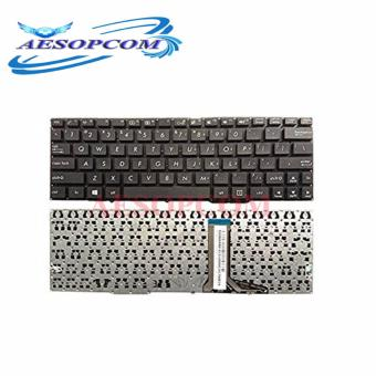 AESOPCOM LAPTOP Keyboard for ASUS T100 T100TA T100A T100TAR T100TAFT100TAL T100TAM BLACK