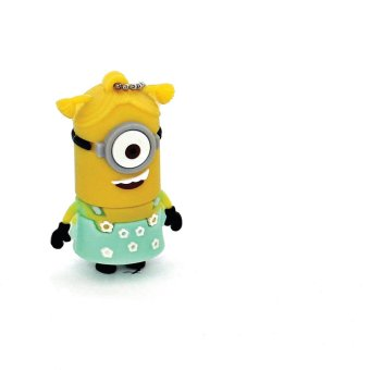 Airborne Tech Airhead Stuart Minion 16GB Flash Drive (Yellow) Price Philippines