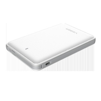 Airbornetech Veger V58 5600mah Power Bank (White) - 2