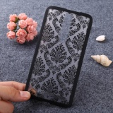 AKABEILA Hollow Flower Phone Cases For Asus Zenfone 2 Deluxe ZE551ML ZE550ML Z00AD 5.5 inch Hard Plastic Phone Back Covers Case Bag Housing Protector Shell Hood - intl - 2
