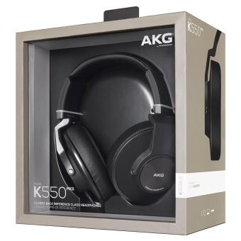 AKG K550 Mark II Premium Closed Back Foldable Headphones K 550 MK2