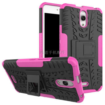 Alcatel pixi4 three anti-with support protective case phone case
