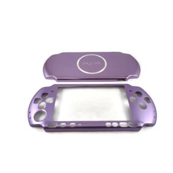 Aluminum Case Cover for SONY PSP 2000 3000 Slim (Purple)